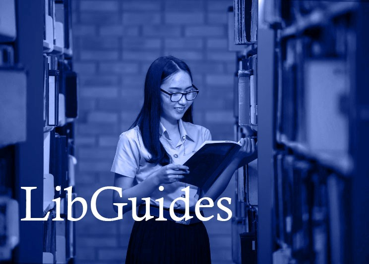 View guides for subject areas and common research topics