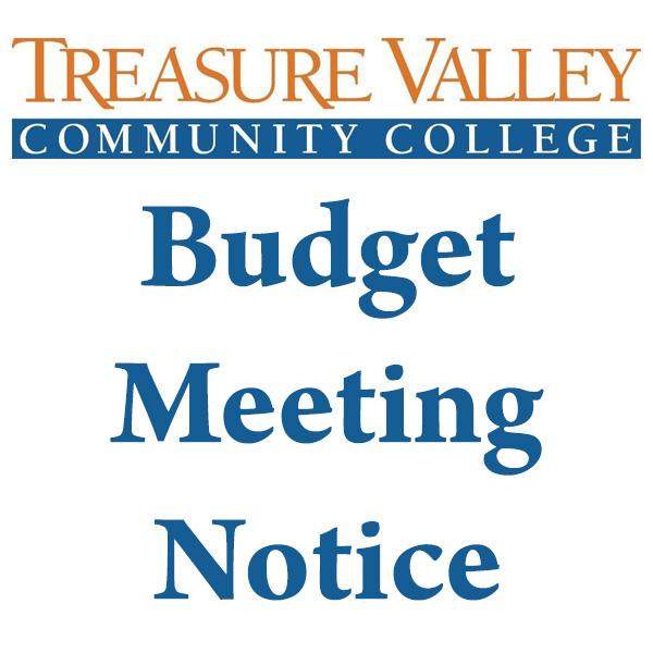 tvcc budget meeting notice