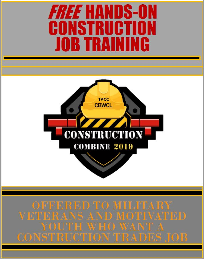 construction combine for trainees
